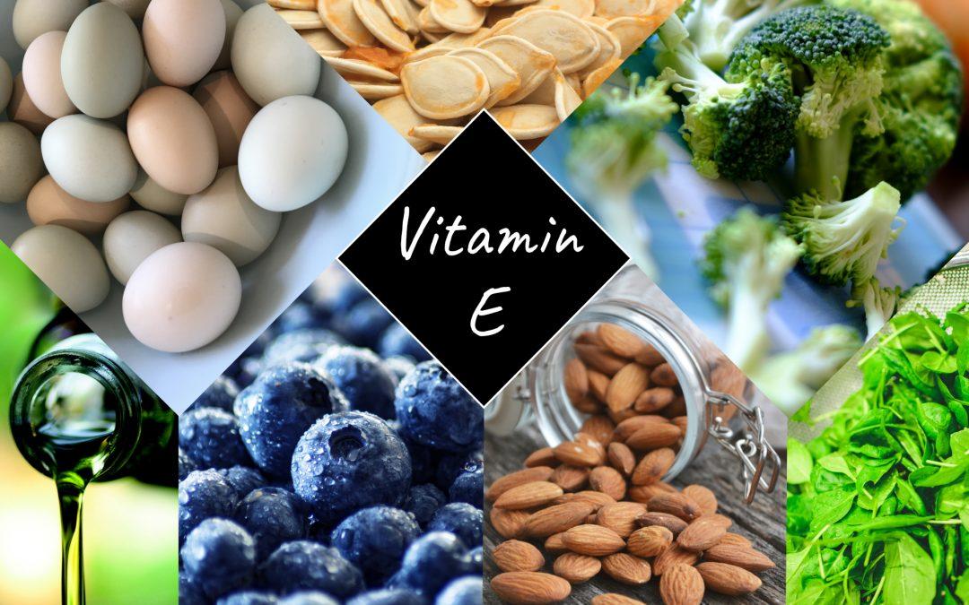 Dogs & Vitamin E