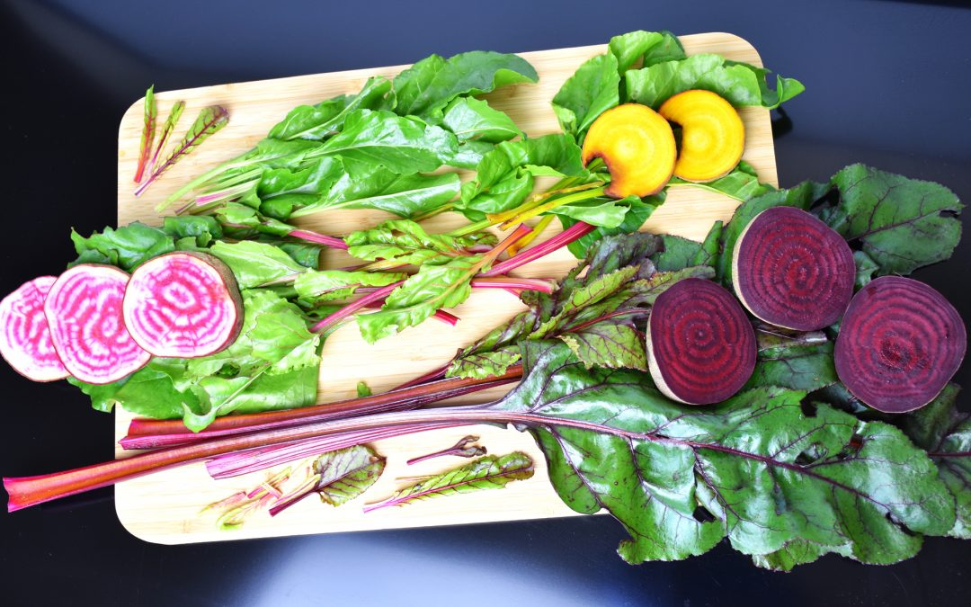 Beetroot Greens and Why They're Hard to Beat!