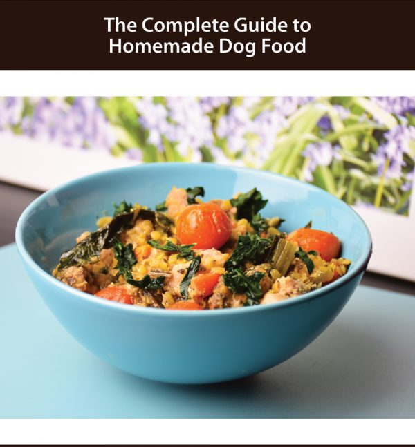 Homemade Dog Diet Food