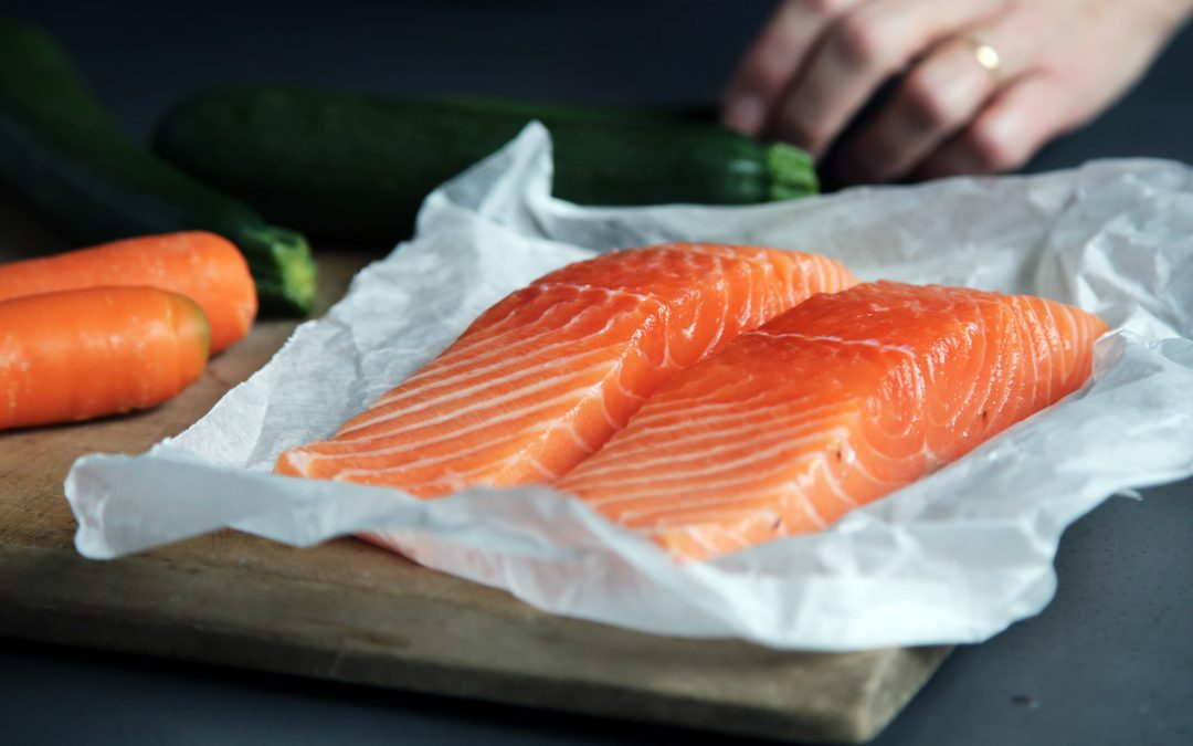 Salmon for Dogs