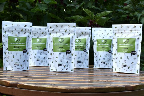 Herb Blends for Dogs