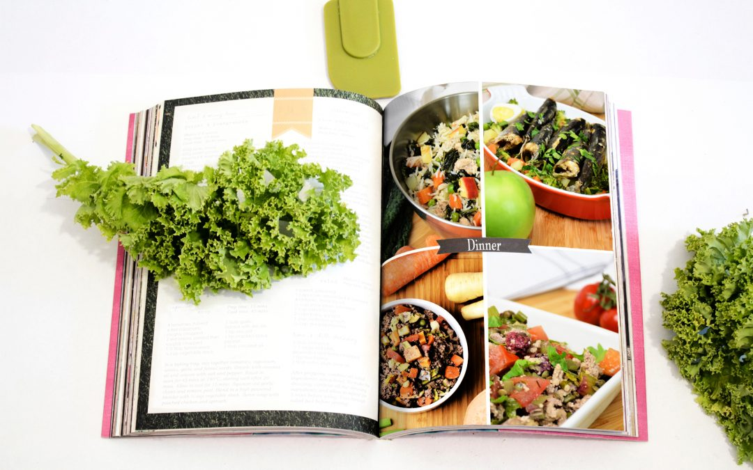 The Dog Nutritionist's Cook Book