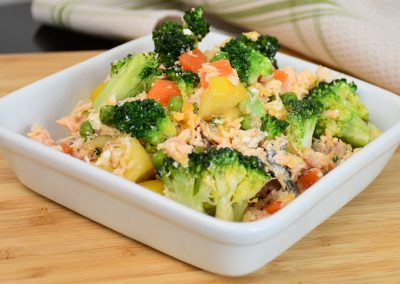 Salmon for Dogs Recipe