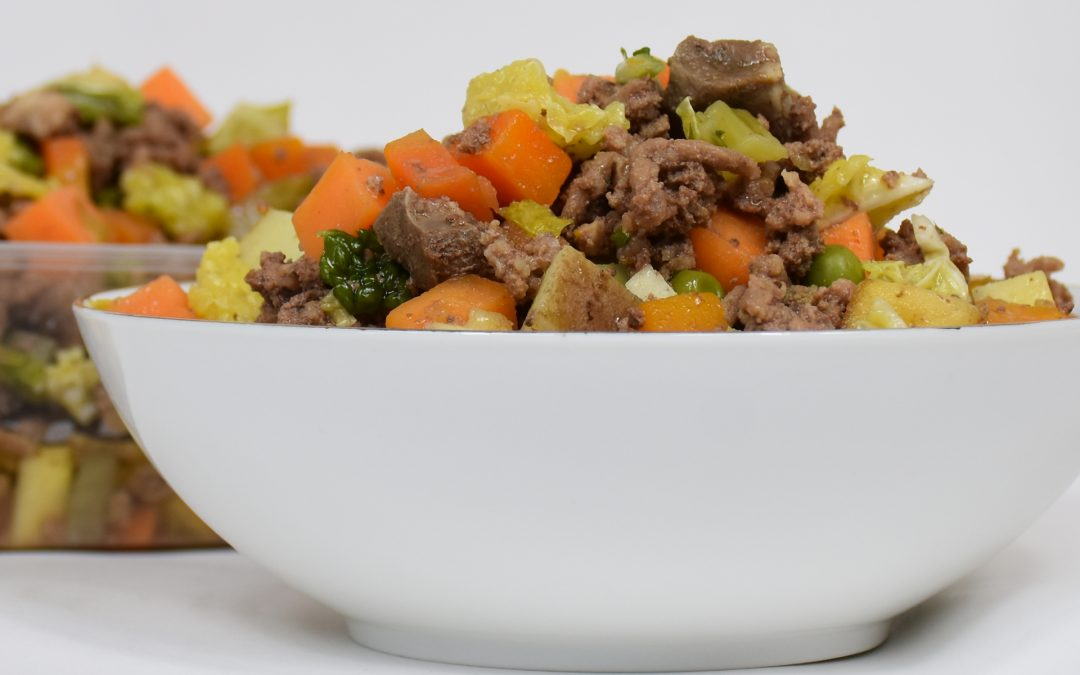 Beef & Sweet Potato Stew