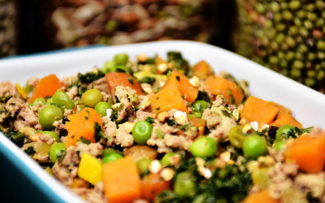 Super Simple Turkey Mince & Vegetables
