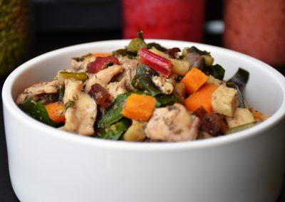 Homemade Dog Food Chicken Recipe