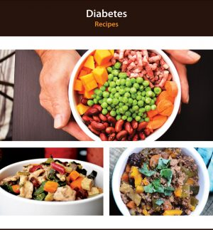 Homemade Dog Food Recipes for Diabetic Dogs