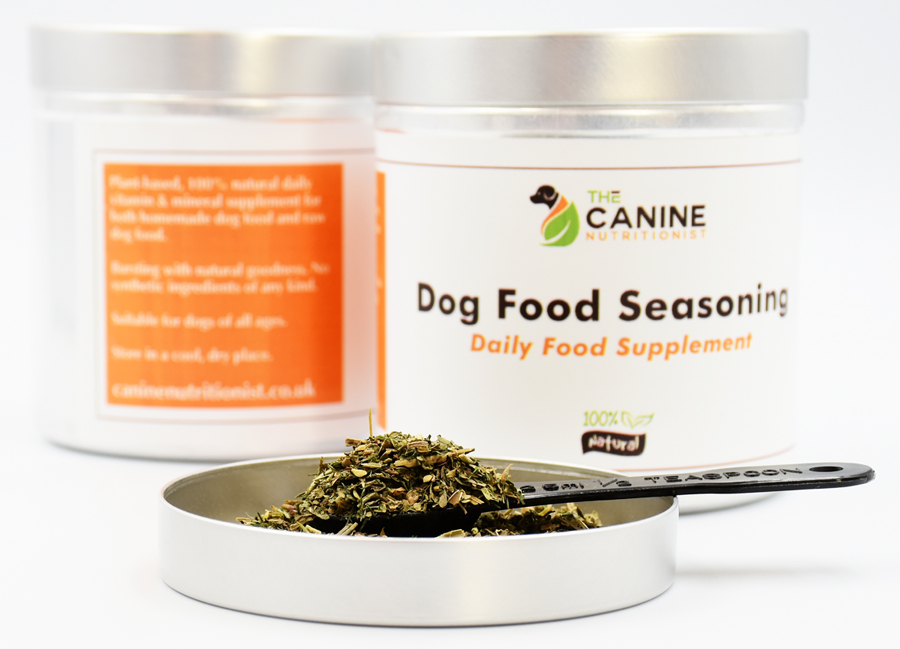Dog Food Seasoning